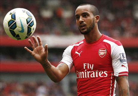 Walcott talks well under way - Wenger
