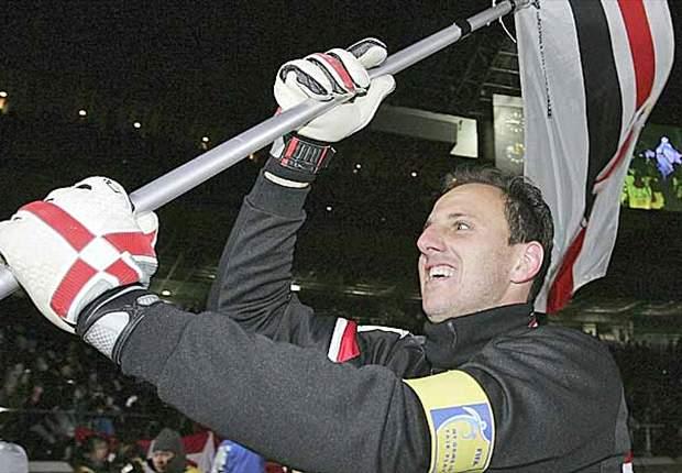 Ceni supera Pelé e Zico e é eleito o jogador mais importante da história da Copa Libertadores