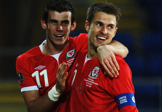 Tottenham star Bale is 'unplayable', says Wales team-mate Ramsey