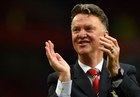 Van Gaal expecting tough CL play-off
