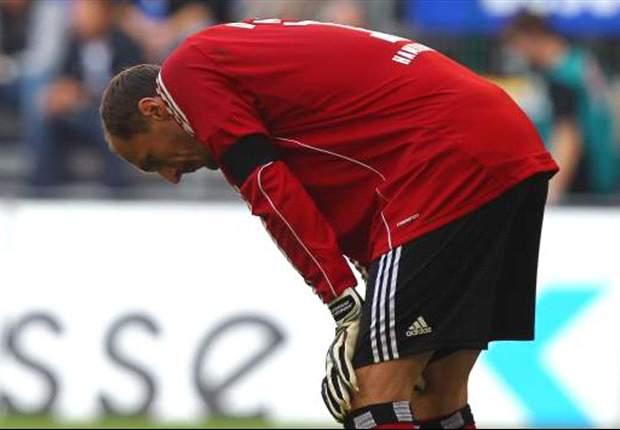 Hamburger SV: Torwartfrage ist klar - Rene Adler die Eins, geht Jaroslav Drobny?
