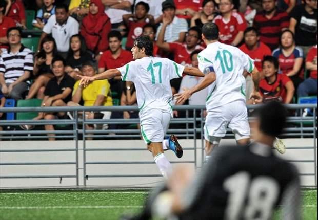 Round-Up Pra Piala Dunia 2014 Zona Asia: Thailand & Lebanon Bikin Kejutan