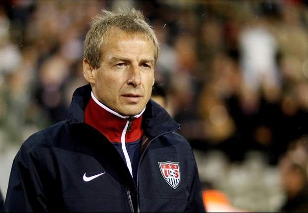 Jurgen Klinsmann looking for consistency and goals out of USA squad