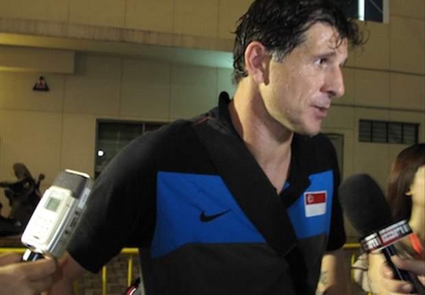 AFF Watch: Aleksandar Duric Angkat Kepercayaan Diri Singapura