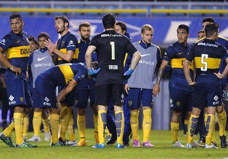 EN VIVO: Boca 0-0 Huracán Las Heras