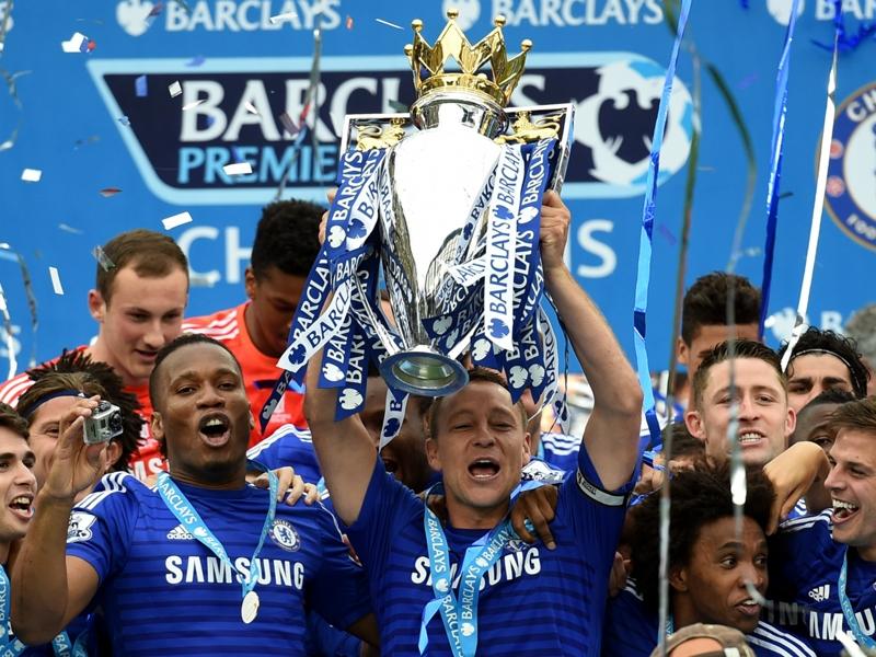 Statistik Lengkap Liga Primer Inggris 2014/15 - Chelsea