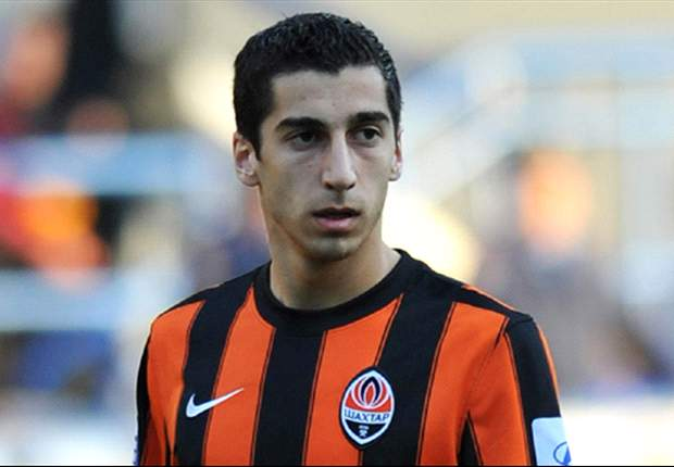 Shakhtar Donetsk 2-0 Nordsjaelland: Mkhitaryan impresses as Danish side are despatched