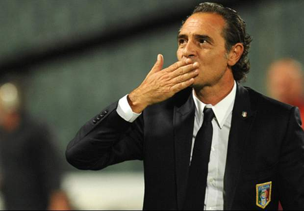 Italy's Cesare Prandelli: Juventus are second to no-one