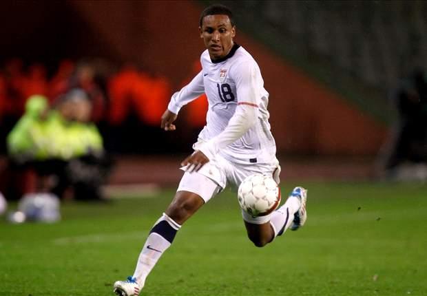United States U23 striker Juan Agudelo reflects on injury