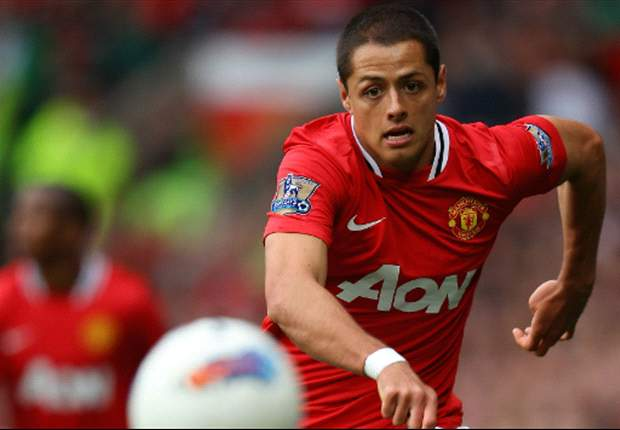 Chicharito: I missed the Manchester United training ground