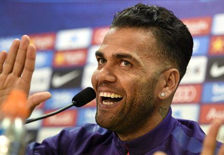 Alves Siap Tinggalkan Barcelona