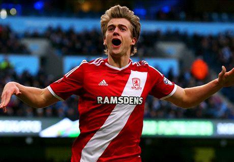 Official: Crystal Palace loan Bamford
