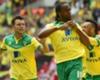 Norwich City 2-1 Brentford: Jerome nets winner for hosts