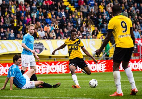 NAC Breda te sterk voor VVV-Venlo