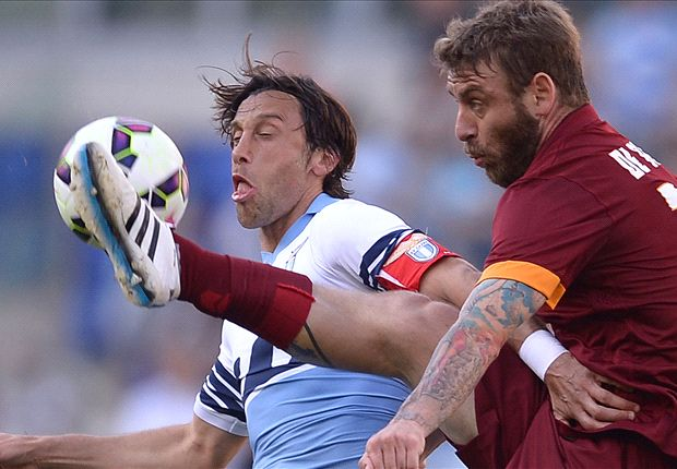 Lazio 1-2 Roma: Garcia's men win it late to secure runner-up spot