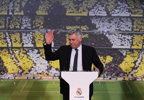Real Madrid echó a Ancelotti