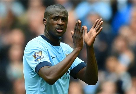 Toure is staying at City - agent