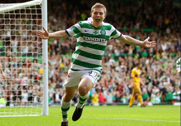 Injury rules Celtic's James Forrest out of Team GB contention