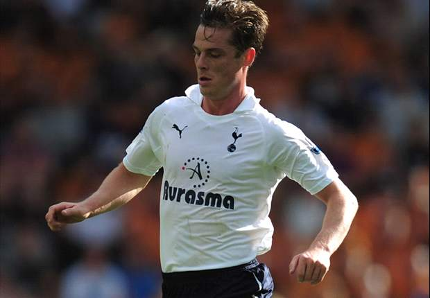 Tottenham's Scott Parker: We are going places this season