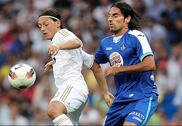 Real Madrid Tundukkan Getafe