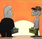 Cartoon: New horizons for Carlo & Klopp