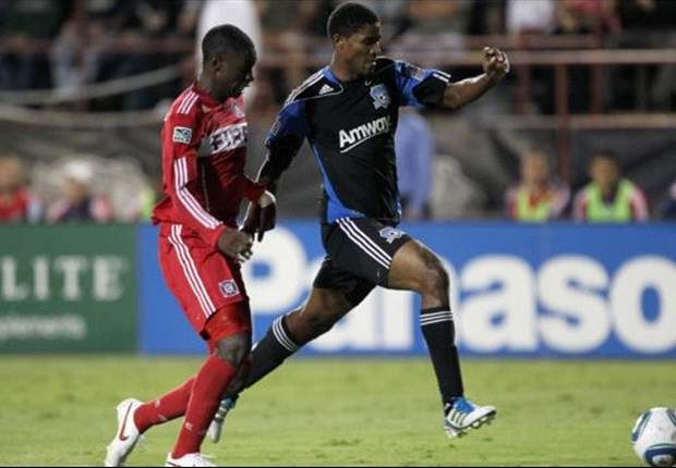 San Jose Earthquakes 2-0 Chicago Fire: Wondolowski, Corrales snap 'Quakes winless streak
