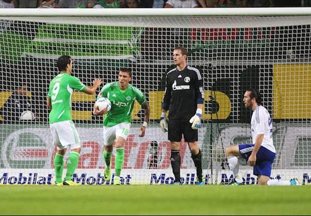 Magath zit oude club Schalke 04 dwars