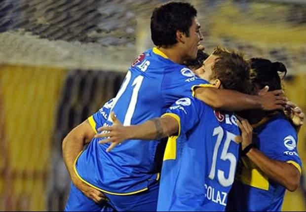 Boca Juniors' Julio Falcioni hails 'fantastic' victory over Colon