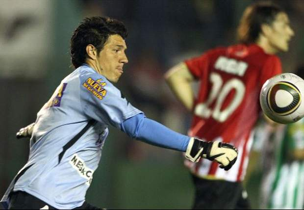 Enrique Bologna podría regresar al arco de Peñarol