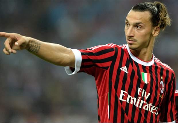 TEAM NEWS: Zlatan Ibrahimovic returns for AC Milan's Champions League match with Viktoria Plzen