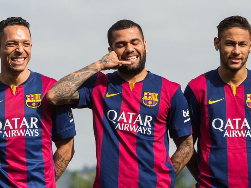 Statistik Lengkap La Liga Spanyol 2014/15 - Barcelona