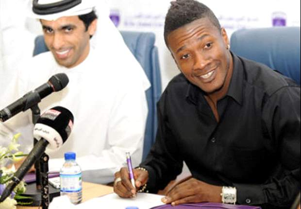 Sunderland's Gyan to sign permanent Al Ain deal
