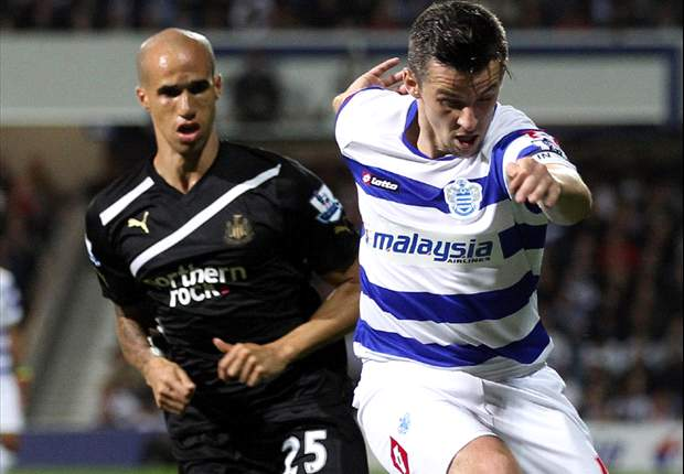 QPR 0-0 Newcastle: Captain Joey Barton debuts against former club as Jay Bothroyd & Jonas Gutierrez spurn golden chances