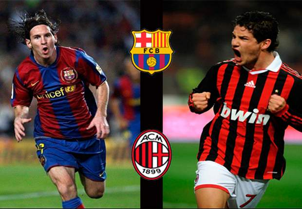 Champions League: Barcelona vs AC Milan- Why Should The Rossoneri Boys Look No Beyond 1994 For Inspiration?