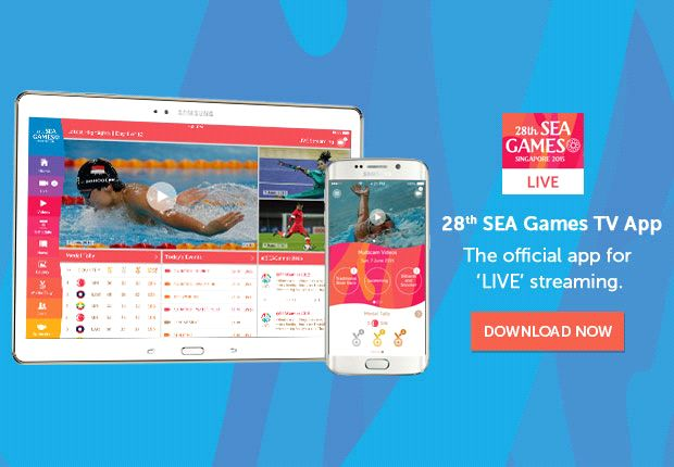 sea games online streaming