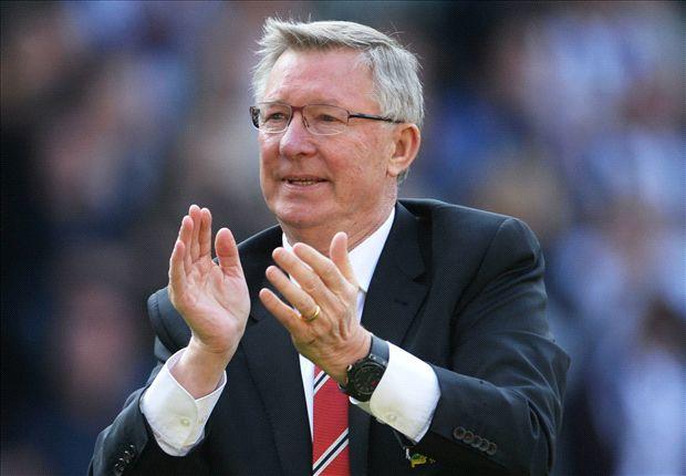 Sir Alex Ferguson reveals his pick for the Premier League title