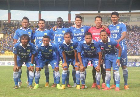 FT. Persib Bandung 4-0 Persiba Balikpapan