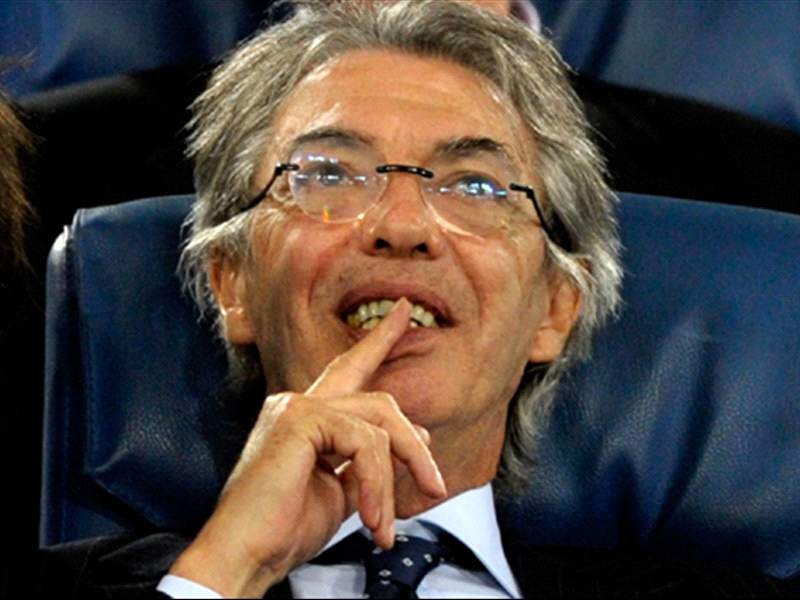 Ultime Notizie: Moratti già pazzo di Mancini: