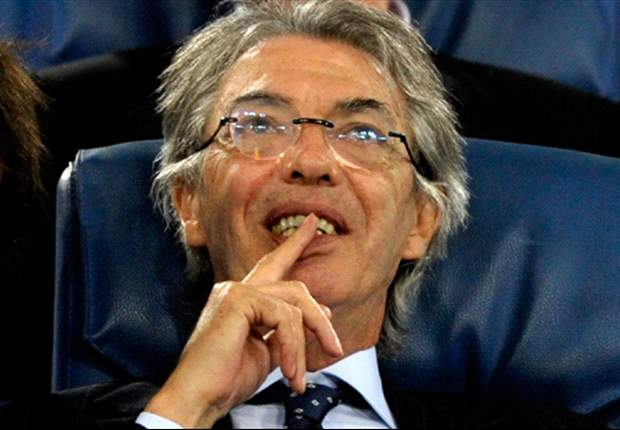 Stramaccioni shares similarities with Mourinho, claims Moratti