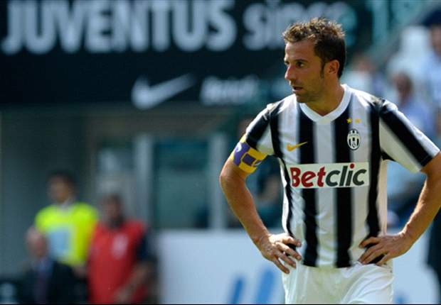Juventus' Alessandro Del Piero: I have never thought about MLS