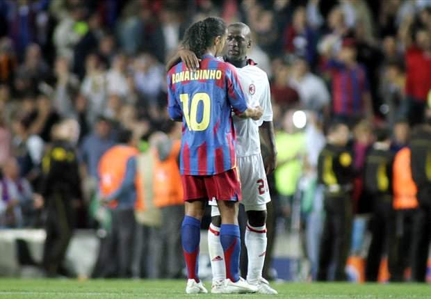 Guti, Ronaldinho y cinco futbolistas que se convirtieron en 'juguetes rotos'