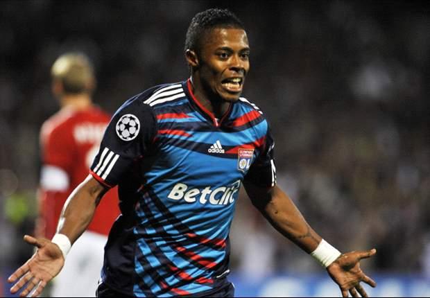 Michel Bastos Siap Tinggalkan Lyon