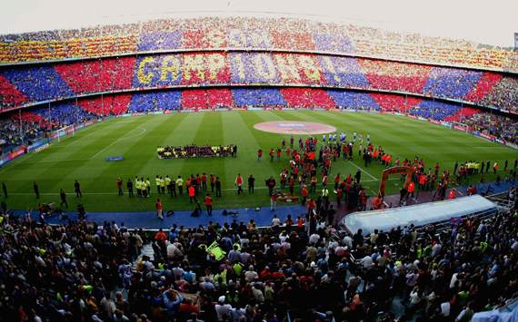 Camp Nou (Getty Images)