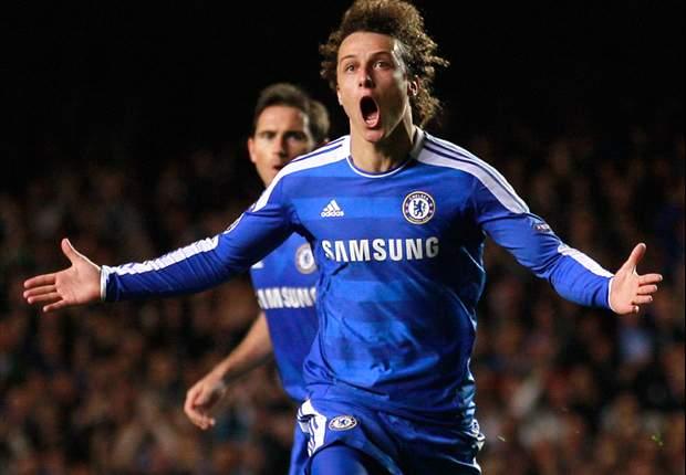 Chelsea: David Luiz ist erfreut über seine Rückkehr in die Mannschaft