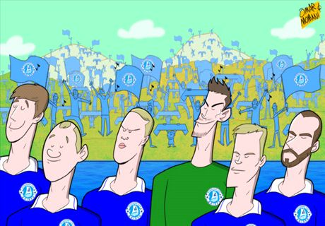 How Dnipro have united a nation