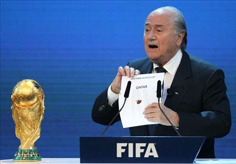 Time To Change World Cup Hosts