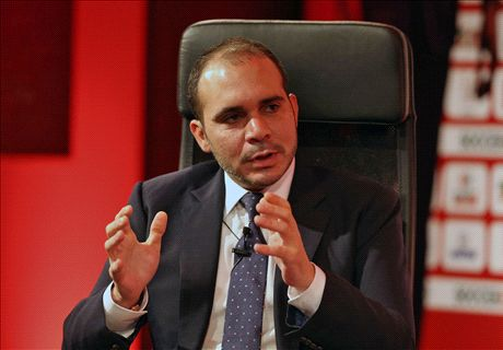 Prince Ali: Fifa can't continue like this