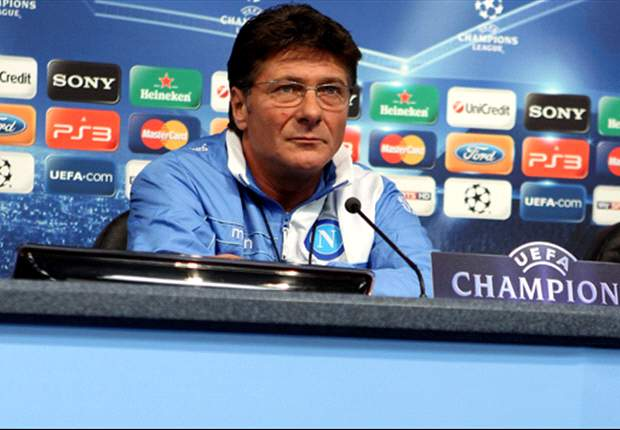 I did not like our performance against AC Milan - Napoli's Walter Mazzarri