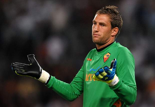 Roma keen to replace Stekelenburg with Julio Cesar