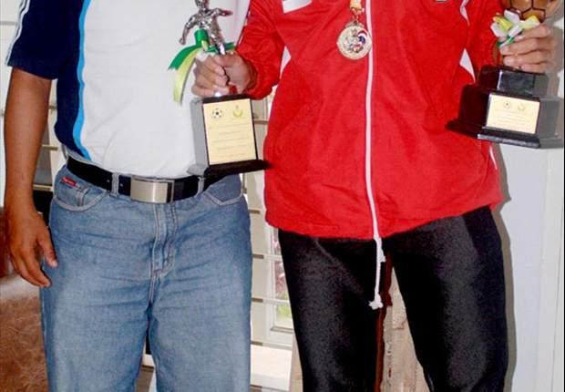 PROFIL: Indra Nasution, Topskor & Pemain Terbaik U-15 Piala Pelajar Asia 2011